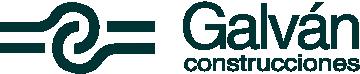 Logo Galván Construcciones